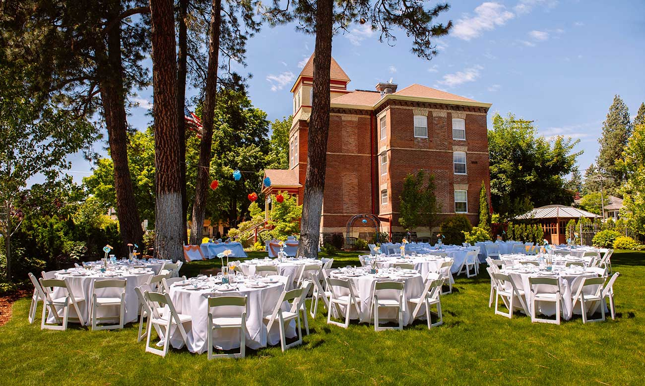 coeur d 39 alene wedding venue many wedding packages