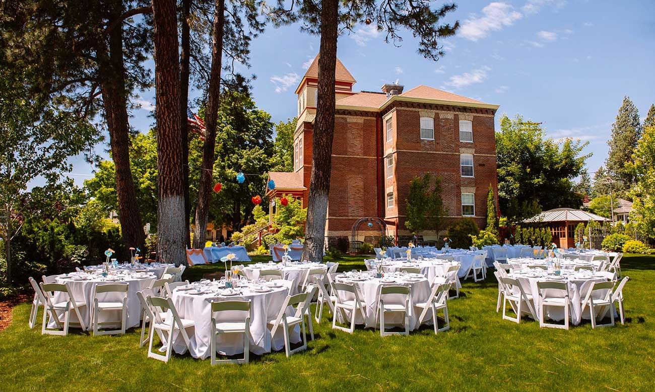 Coeur D Alene Wedding Venue In Or Outdoor Weddings