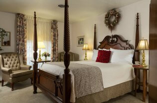 Coeur d'Alene Hotel accommodations