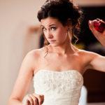Beautiful Bride at the Roosevelt Inn