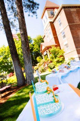 Outdoor Wedding in Coeur d'Alene