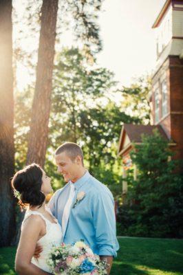 Coeur d'Alene wedding inn