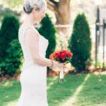 Bride in Coeur d'Alene