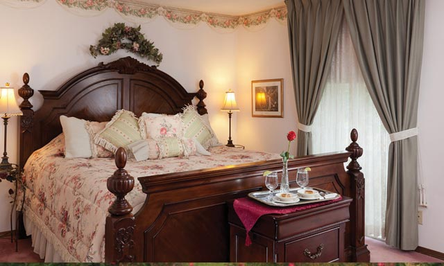 Coeur d'Alene ID bed and breakfast