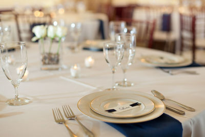 Coeur d'Alene wedding reception