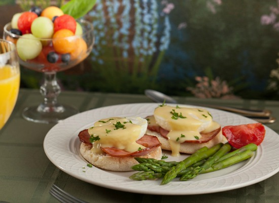 Savor a delicious breakfast every morning on your Coeur d'Alene vacation