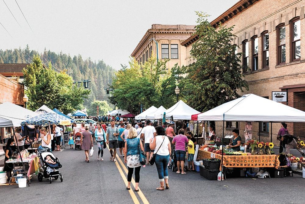 Kootenai Farmers Market